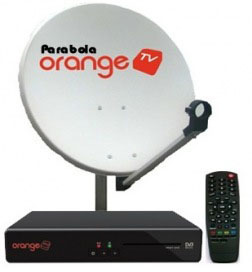 orange tv MALANG parabola