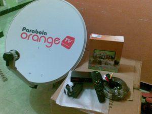 PARABOLA ORANGE TV DI MALANG-JAWA TIMUR