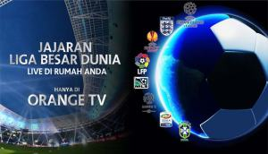 sepak bola dunia di orange tv