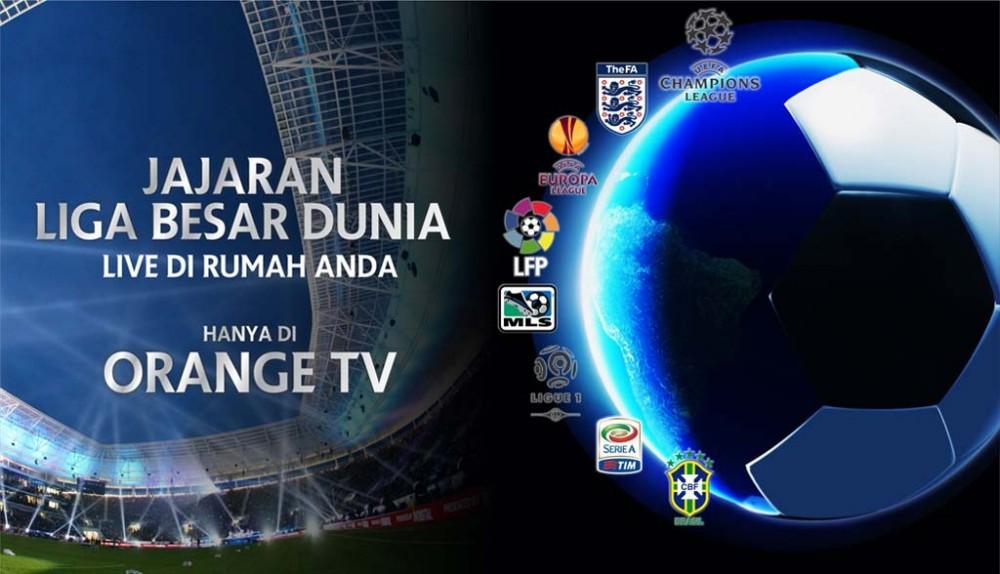Liga Inggris Orange Tv